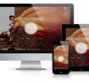 Joomla Templates: Photographer One Page Joomla Portfolio template