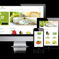 OrdaSoft Joomla Template: EcoFood - VirtueMart 3 template