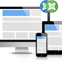 OrdaSoft Joomla Template: OS Blank template