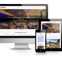 OrdaSoft Joomla Template: Classic - Real Estate  Joomla template