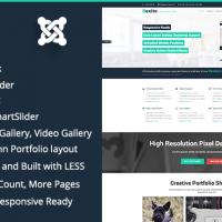 Templatemesh Joomla Template: TM Boxite - Responsive Corporate Joomla Template