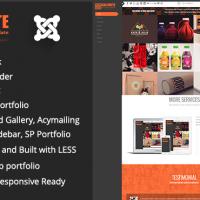 Templatemesh Joomla Template: TM Gallerite - Draggable Image Boxes Grid Gallery Joomla Template