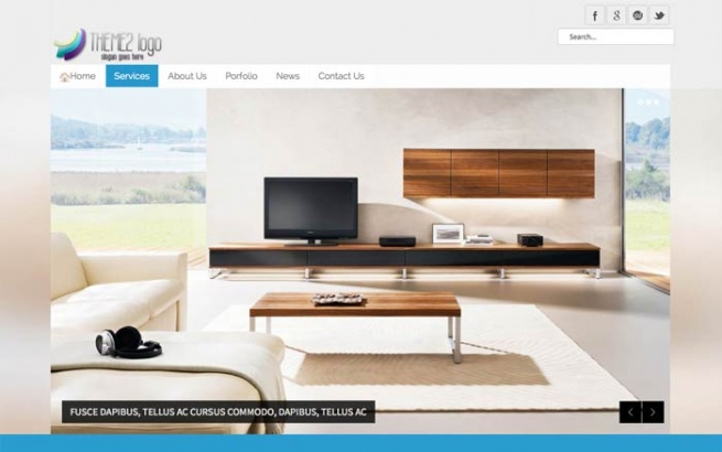 Joomla Template: tc_theme2