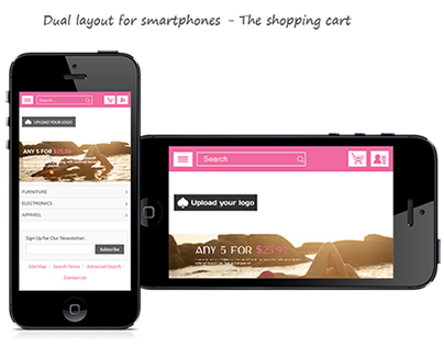 Magento Template: Magento Mobile Theme