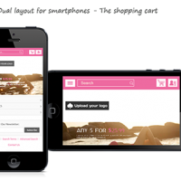 Magento Templates: Magento Mobile Theme