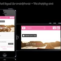 cmsideas Magento Template: Magento Mobile Theme