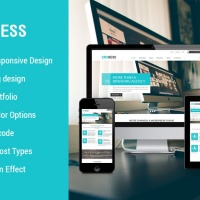 cmsideas Wordpress Theme: Wordpress business theme