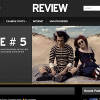 John Smith Wordpress Theme: Review