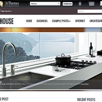 John Smith Wordpress Theme: MyHouse
