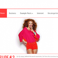 John Smith Wordpress Theme: Malena