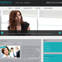 John Smith Wordpress Theme: PopMovie