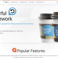 RocketTheme Wordpress Theme: Chapelco WP