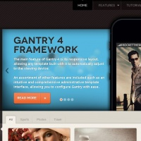 Wordpress Free Theme - Leviathan August 2013