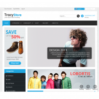 LeoTheme Prestashop Template: Leo Tracy Prestashop Theme