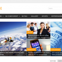 LeoTheme Joomla Template: Leo Tech Joomla Template
