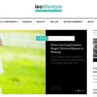 LeoTheme Joomla Template: Leo Lifestyle Joomla Template