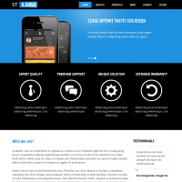 Wordpress Free Theme - ST Ilimba