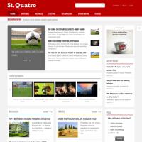 symphony Drupal Theme: ST Quatro