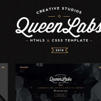 Joomla Free Template - Queen - One Page Parallax Responsive Template