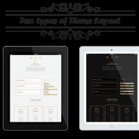 AngevinWatson Joomla Template: Queen - One Page Parallax Responsive Template