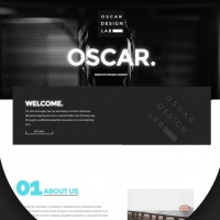 Wordpress Free Theme - Oscar - Agency And Shop Multipurpose Templates