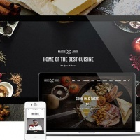 AngevinWatson Joomla Template: Majesty Multi-Cuisine Restaurants