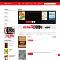 joomlart Joomla Template: JA Bookshop 2013