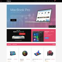 joomlart Magento Template: iTech
