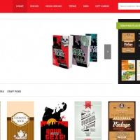 joomlart Magento Template: JM Bookshop
