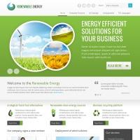 Joomla-Monster Joomla Template: JM-Renewable-Energy