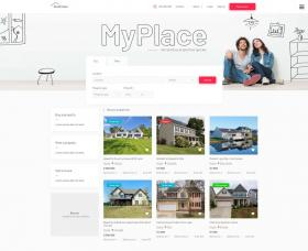 Joomla Templates: MyPlace