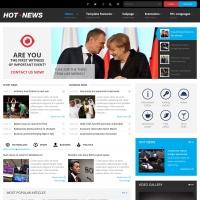 Joomla-Monster Joomla Template: JM-Hot-News