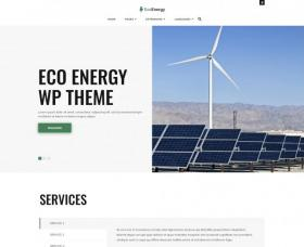 Joomla Templates: JM Eco Energy