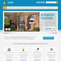 Joomla-Monster Joomla Template: JM-Building-Services
