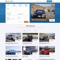 Joomla-Monster Joomla Template: JM Car Classifieds