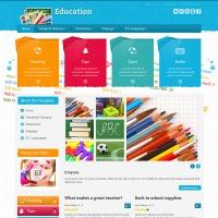Joomla-Monster Joomla Template: JM-School-Tools