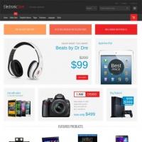 Joomla-Monster Joomla Template: JM Computers and Electronics VirtueMart Store