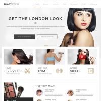 Joomla-Monster Joomla Template: JM Beauty Center