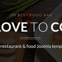 Joomla-Monster Joomla Template: JM Best Food Bar