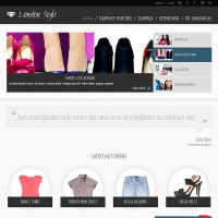 Joomla-Monster Joomla Template: JM-Fashion-Trends