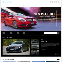 Joomla-Monster Joomla Template: JM Car Dealer