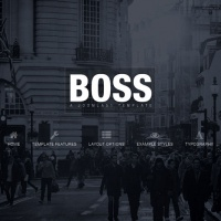 Joomla51 Joomla Template: J51 - Boss