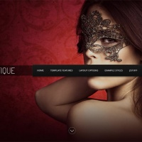 Joomla Premium Template - J51 - Boutique