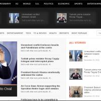 GavickPro Joomla Template: Responsive Joomla! Magazine / News Template