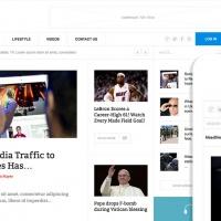 GavickPro Joomla Template: News 2
