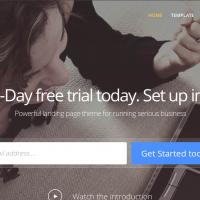 GavickPro Joomla Template: Simplicity Responsive, premium Joomla! template for business start-up
