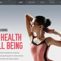 JoomlaXTC Wordpress Theme: FitnessLife WordPress