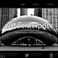 JoomlaXTC Wordpress Theme: Enterprise WordPress