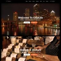 JoomlaXTC Joomla Template: Citylife