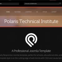 JoomlaXTC Joomla Template: Polaris